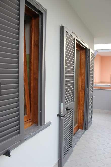 Janelas de madeira fotos inspira o e design homify - Lombardi immobiliare ...