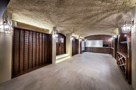 Wine Cellar: classic Wine cellar by Moda Interiors