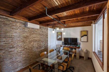 Oficina :: Grupo Madero: Estudios y oficinas de estilo moderno por Grupo Madero