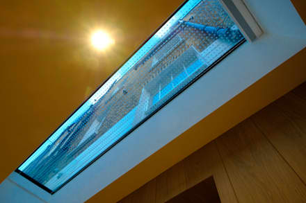 Gibson Sqaure :  Roof by IQ Glass UK
