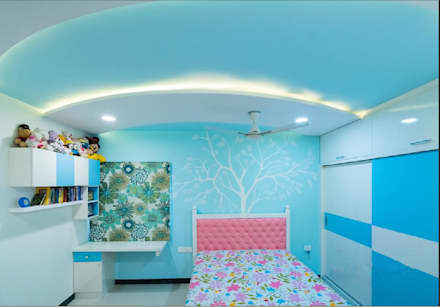 Kamar Tidur by Rhythm  And Emphasis Design Studio