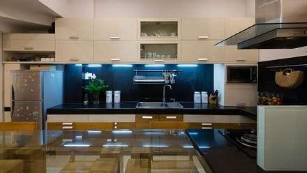 Phòng bếp:  Tủ bếp by Công ty TNHH Xây Dựng TM – DV Song Phát