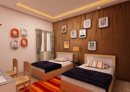boys bedroom: design ideas, inspiration & pictures │homify Children Bedroom Design