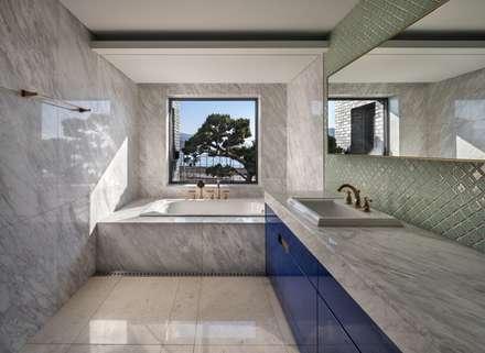 DASA House: 'Snow AIDe의  화장실