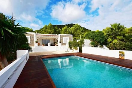 Rustic style house in Sant Josep De Sa Talaia:  Villas by CW Group - Luxury Villas Ibiza