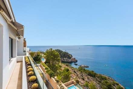 Villa for sale in Roca Lisa directly to the sea:  Villas by CW Group - Luxury Villas Ibiza