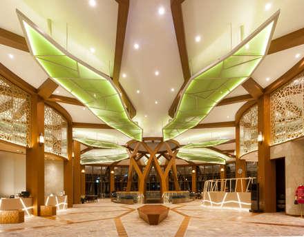 대명 소노펠리체 CC골프클럽하우스: D.P.J & Partners의  호텔
