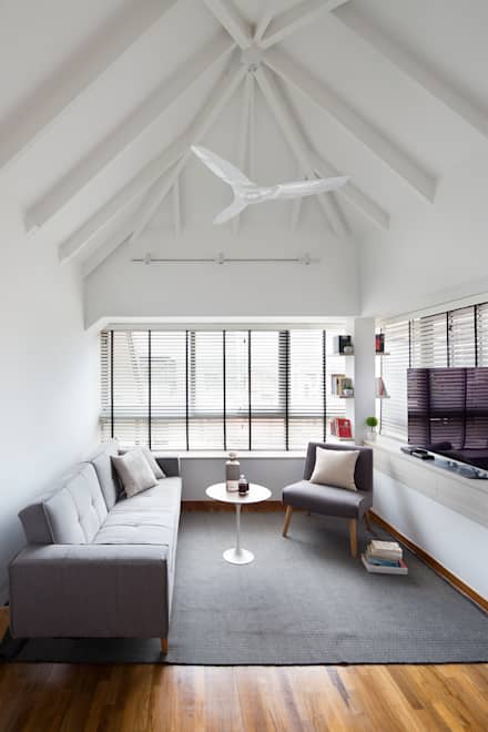 Scandinavian style living room designs and ideas | homify