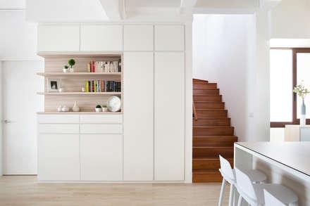 THE BALE:  Corridor, hallway by Eightytwo Pte Ltd