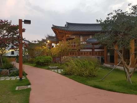 Museen von 여유당건축사사무소