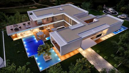 CASA MS1: Habitações  por Traçado Regulador. Lda