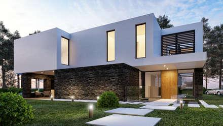 MORADIA PF1: Habitações  por Traçado Regulador. Lda