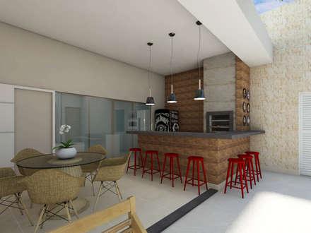 تالاب  by Juliana Azanha | Arquitetura e Interiores