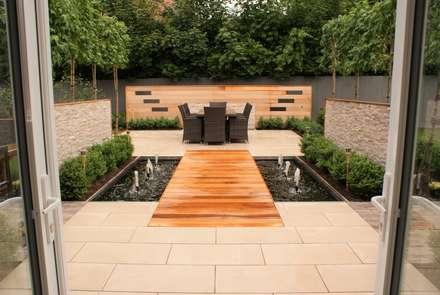 Garden Design   Cheshire: Modern Garden By Hannah Collins Garden Design