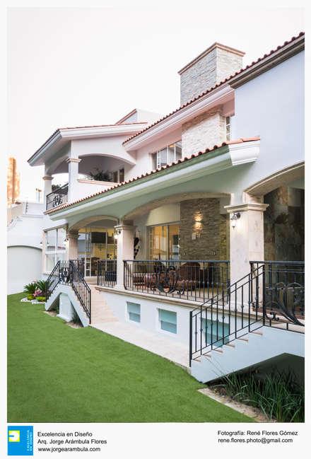 Casas ecológicas de estilo  de Excelencia en Diseño