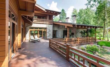 Rumah pedesaan by РусБрус
