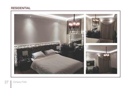 Sodic, Westown, Beverly Hills:  غرفة نوم تنفيذ Tebmar