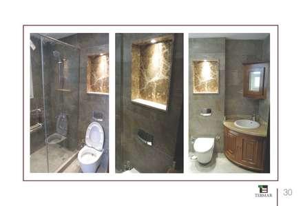 Sodic, Westown, Beverly Hills:  حمام تنفيذ Tebmar