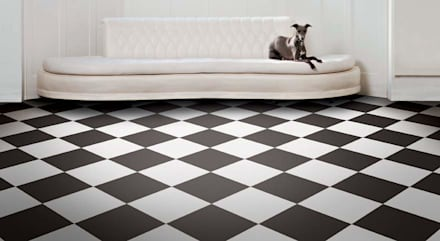 أرضيات تنفيذ Harvey Maria Vinyl Flooring
