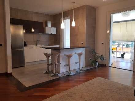 minimalistic Kitchen by Pamela Tranquilli
