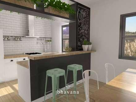 Cocinas ideas im genes y decoraci n homify for Cocinas pequenas industriales