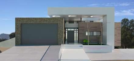 Haciendas de estilo  por  FRAMASA- DYOV  653773806