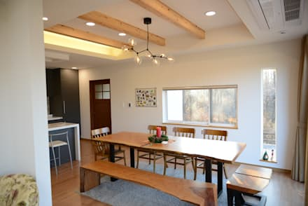 Country style dining room ideas & inspiration | homify