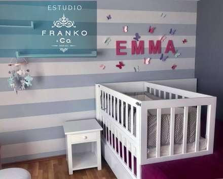 Recámaras para bebés: Ideas, imágenes y decoración│homify