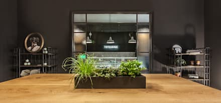 Store Design - Vegan Butcher:  Gastronomie von MM STUDIO - INTERIORS BERLIN