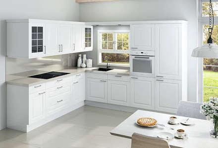 Cocinas equipadas de estilo  por Marquardt Küchen