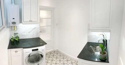 Built-in kitchens by Estudio Nicolas Pierry