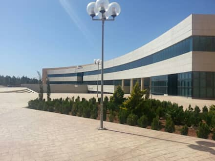 J.U.S.T Complex of Halls in Jordan:  Schools by SPACES Architects Planners Engineers