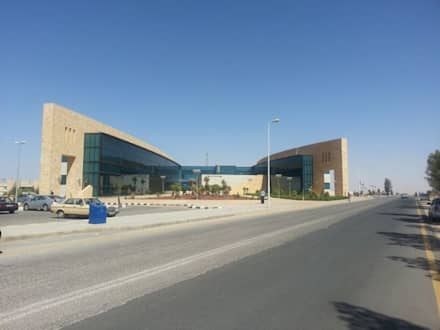 J.U.S.T Complex of Halls in Jordan:  Conference Centres by SPACES Architects Planners Engineers