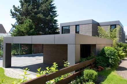 Moderne Garagen moderne garagen schuppen ideen homify