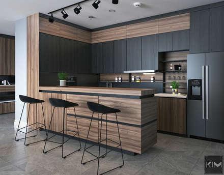 moderne Küche von KIM - furniture