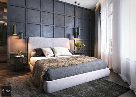 moderne Wohnzimmer von KIM - furniture