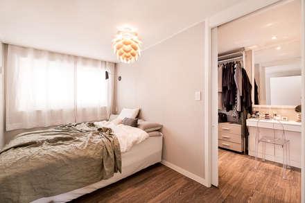 Skandinavische Schlafzimmer Von 봄디자인