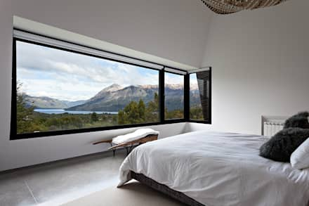 MD House: country Bedroom by Alric Galindez