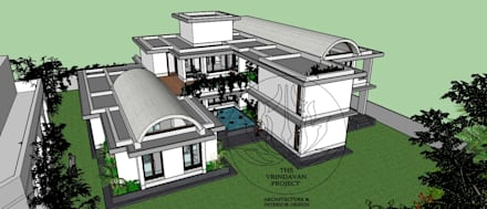 Bungalows by The Vrindavan Project