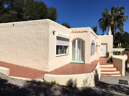 Prefabricated home by CW Group - Luxury Villas Ibiza