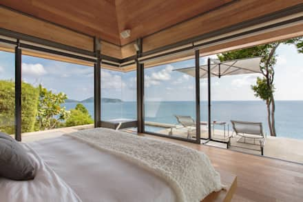Villa Saengootsa : modern Bedroom by Original Vision