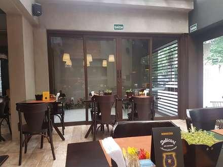 Nhà hàng by Camila Tiveron Arquitetura