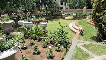 Waterkloof heights: classic Garden by Gorgeous Gardens
