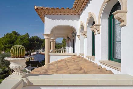 Балкон: Tерраса в . Автор – ODEL