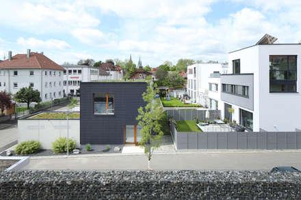Wohnhaus G:  Reihenhaus von Architekturbüro zwo P