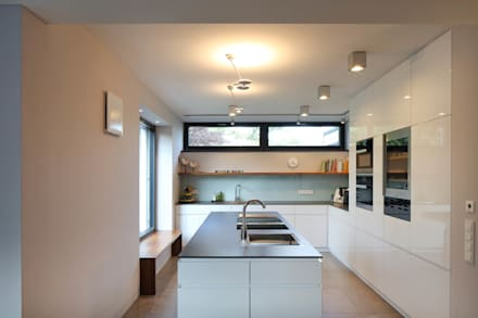 Küche Modern moderne küchen ideen design und bilder homify