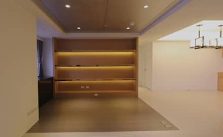 Project-3008: modern Study/office by YU SPACE DESIGN