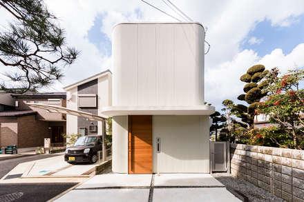 منزل خشبي تنفيذ 建築設計事務所SAI工房