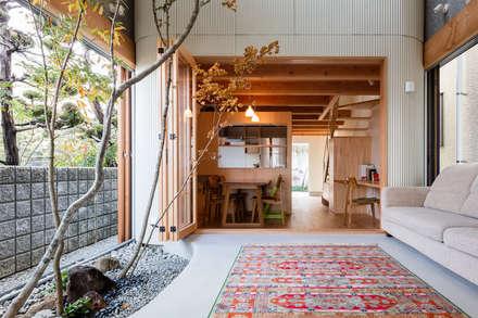 melt: 建築設計事務所SAI工房が手掛けたサンルームです。