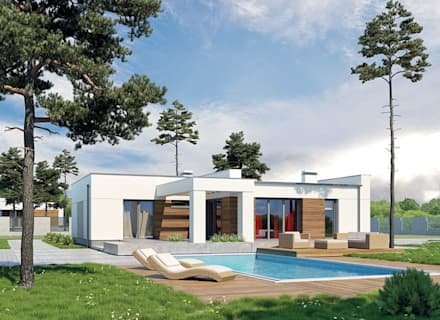 :  Single family home by FHS Casas Prefabricadas